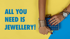 all you need is jewellery